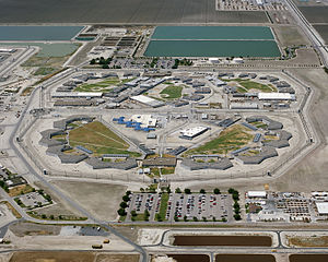 California State Prison, Corcoran - Image: CSP Corcoran