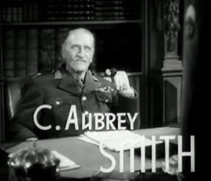 C. Aubrey Smith - C. Aubrey Smith (1940)