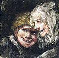 Cabezas de niño y vieja, Francisco de Goya.jpg