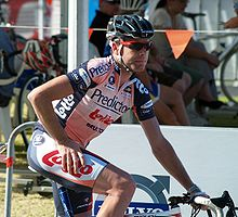 84f04ef13 Evans at the 2008 Bay Cycling Classic