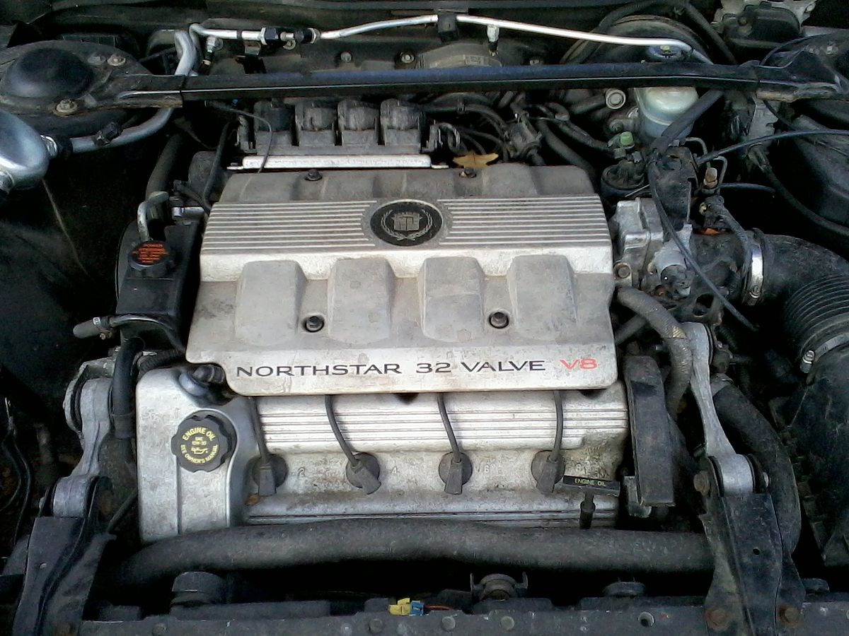 Northstar Engine Series Wikipedia 1995 Pontiac Bonneville Fuse Box