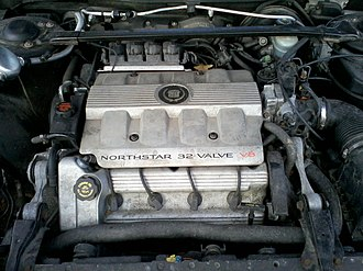 Northstar engine series - 4.6 L Northstar engine