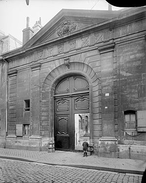 Eugène Lefèvre-Pontalis - One of Lefèvre-Pontalis'es photographs