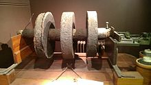 Callan's Induction Coil at the National Science Museum, Maynooth