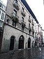 Calle Cuchilleria, Casa del Cordon.jpg