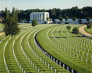 Madingley - Cambridge American Cemetery and Memorial