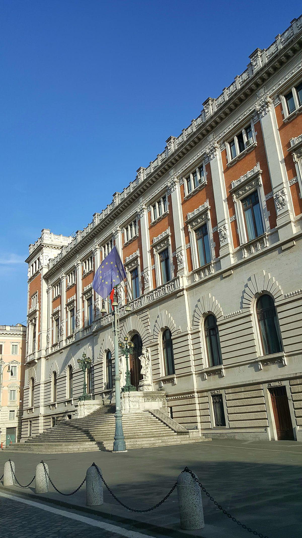 K pvisel h z olaszorsz g wikip dia for Camera deputati centralino
