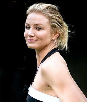 Cameron Diaz at the Shrek the Third London pre...