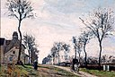 Camille Pissarro, Road to Marly.jpg