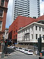 Camp St NOLA CBD Sept 2009 Common Meridian from Garage.JPG