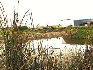 Scientific University of the South - Campus Villa 1 Bridge.