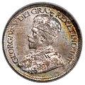 Canada Newfoundland George V 10 Cents 1912 (obv).jpg