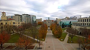 Canisius College - The campus
