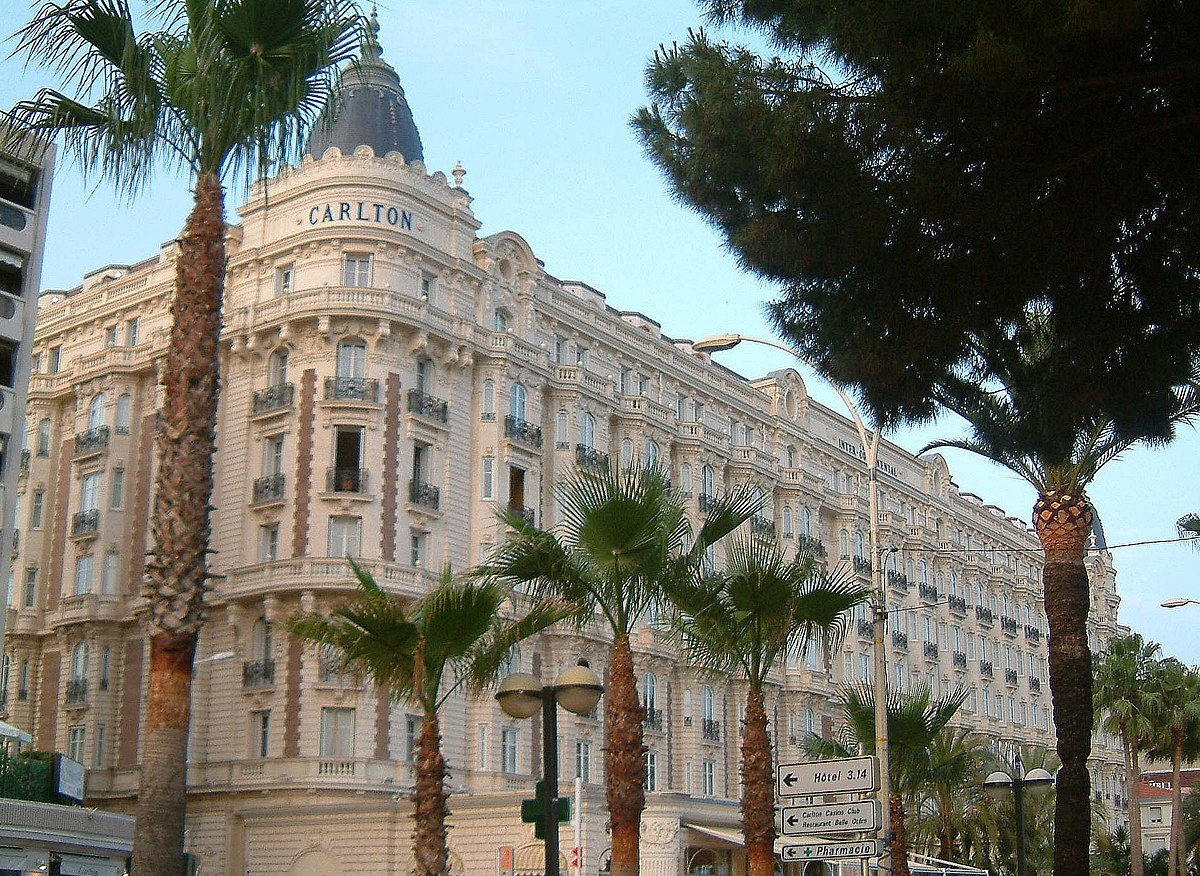 Le Grand Hotel Cannes France