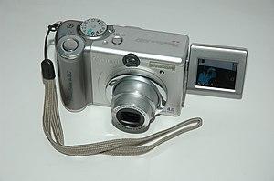 Canon PowerShot A - Image: Canon Power Shot A80