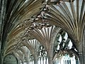 Canterbury Cathedral, the Cloisters. - geograph.org.uk - 170730.jpg