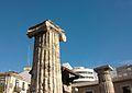 Capitells de les columnes de l'antic hospital general, València.JPG