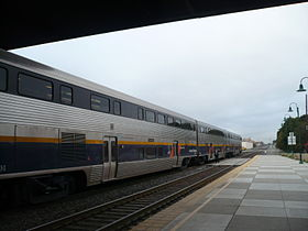 Image illustrative de l'article Gare de Berkeley (Californie)