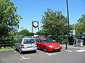 Car park Ringwood Hampshire - geograph.org.uk - 184912.jpg