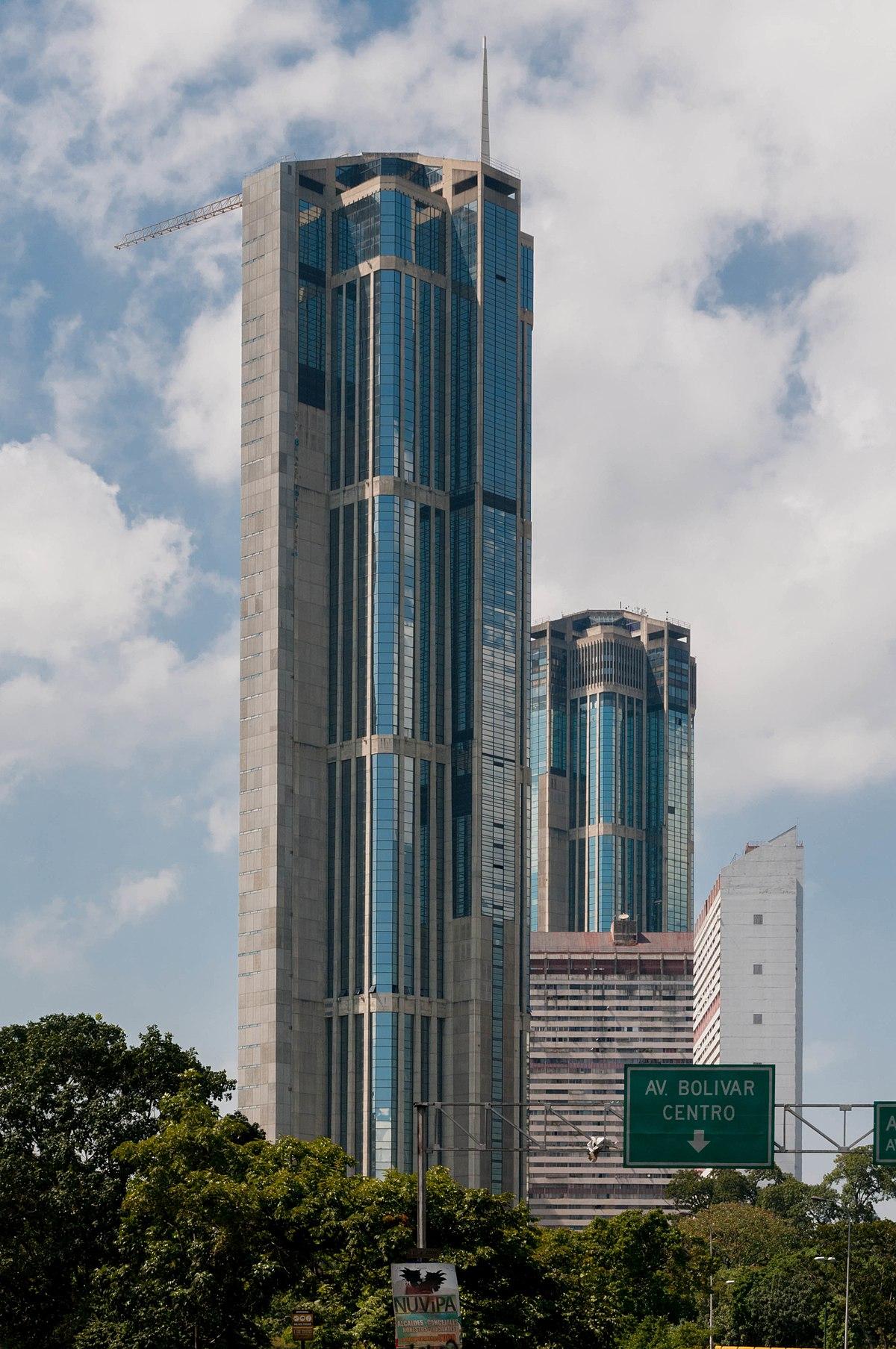 Parque Central (Caracas) - Wikipedia, la enciclopedia libre