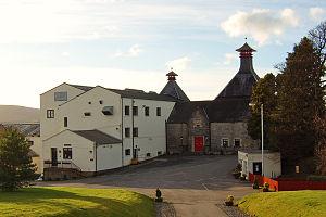 Cardhu distillery - Image: Cardhu