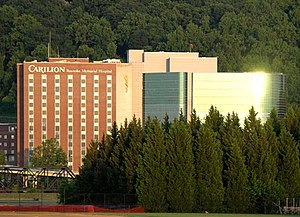 Carilion Roanoke Memorial Hospital - Image: Carilion Roanoke Memorial Hospital