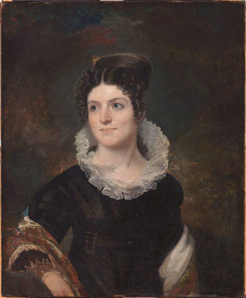 Caroline Howard Gilman by John Wesley Jarvis circa 1820.jpeg