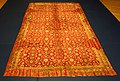 Carpet, India, Kashmir or Lahore, Mughal Empire, early 18th century AD, pashmina, silk - Textile Museum, George Washington University - DSC09885.JPG
