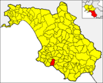 Locatio Casalitii in provincia Salernitana
