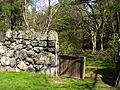 Case Estates, Weston, MA - Wall and Gate.JPG