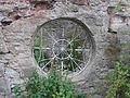 Castell Rhuthun - adfeilion y goresgynwyr (wel o lia fe drion nhw) 10.JPG