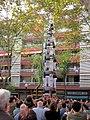 Castellers de Sants 3d8 2006.jpg
