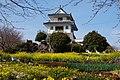 Castle-like observation deck of Takezaki,Tara.jpg