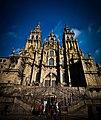 Catedral de Santiago de Compostela, Portico de la Gloria1.jpg