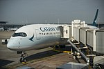 Cathay Pacific inaugural flight 25 March (40132736505).jpg
