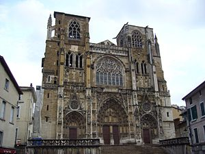 Council of Vienne - Cathedral of Vienne