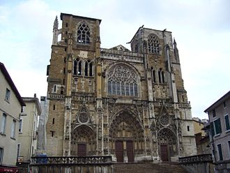 Roman Catholic Archdiocese of Vienne - Vienne Cathedral