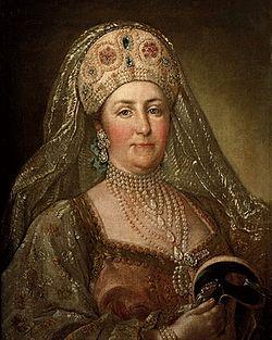 Екатерина 2 секс бомба руского престола