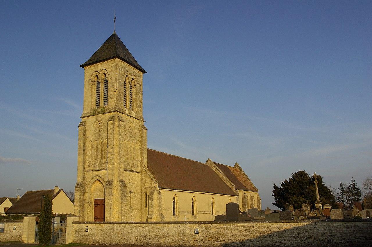 Cauvicourt église.JPG