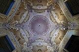 Ceiling of the hexagonal room in the Palazzina di Caccia of Stupinigi.jpg