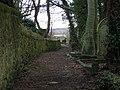 Cemetery St Albans Church, Earsdon - geograph.org.uk - 1751329.jpg