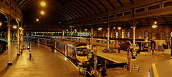 Central Station, Newcastle upon Tyne, 6 November 2013 (2).jpg