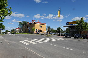 Centre of Tohmajärvi.JPG
