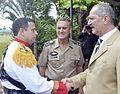 Cerimônia de passagem de comando do 1º Regimento de Cavalaria de Guardas - Dragões da Independência. (24032441929).jpg