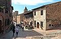Certaldo Alto Via Boccaccio Hauptstrasse.jpg