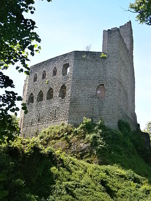 Château de Spesbourg - The Château de Spesbourg