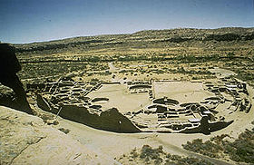 Image illustrative de l'article Chaco Canyon