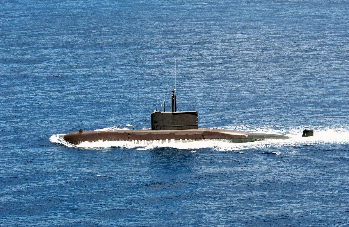 Chang Bogo Class Submarine Wikipedia
