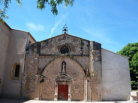 Image illustrative de l'article Chapelle Notre-Dame-de-Consolation d'Aix-en-Provence