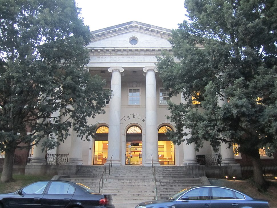 Charlottesville, VA, Library IMG 4217